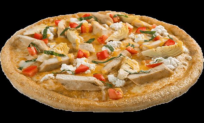 Chicken Supreme Pizza