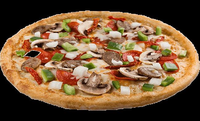 Mediterranean Classic Pizza