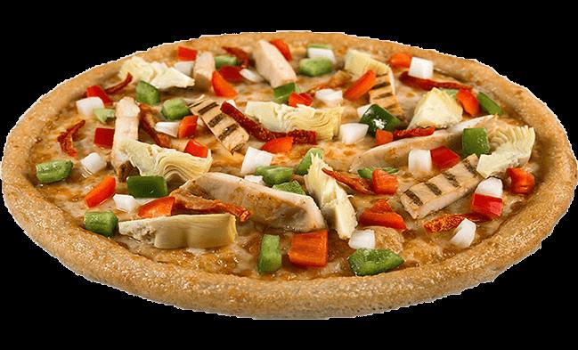 Pesto Lovers Pizza
