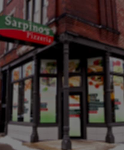 No Minimum Order Sarpino's Pizza Delivery to UIC Medical Center